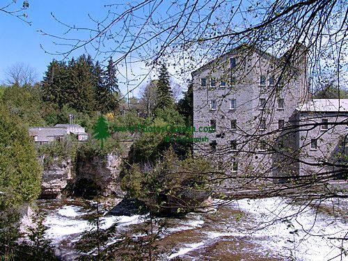 Elora Mill, Ontario, Canada 06