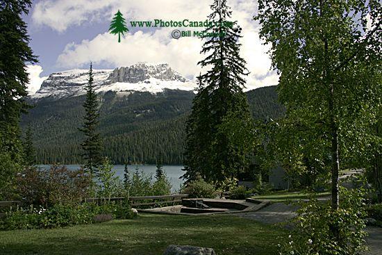 Emerald Lake, Yoho National Park, 2011,  British Columbia, Canada CM11-001