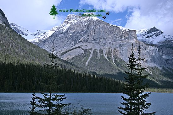 Emerald Lake, Yoho National Park, 2011,  British Columbia, Canada CM11-007