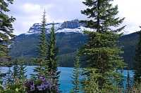 Emerald Lake, Yoho National Park, 2011,  British Columbia, Canada CM11-010