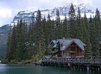 Emerald Lake, Yoho National Park, 2011,  British Columbia, Canada CM11-012