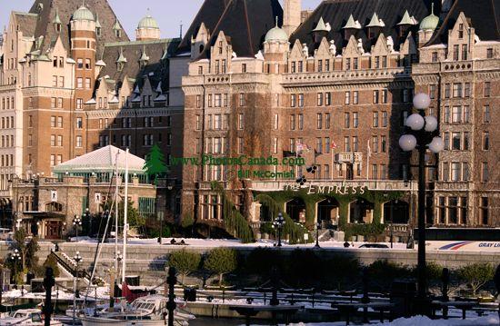 Empress Hotel, Victoria, Vancouver Island, British Columbia, Canada CM11-03