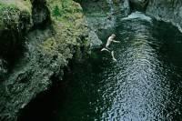 Highlight for Album: Englishman Falls Park, Vancouver Island, British Columbia Stock Photos
