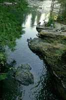 Englishman Falls Park, Parksville, Vancouver Island CM11-006