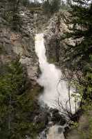 Fintry Falls, Okanagan Lake, British Columbia, Canada CM11-002