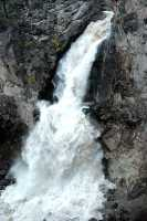 Fintry Falls, Okanagan Lake, British Columbia, Canada CM11-010