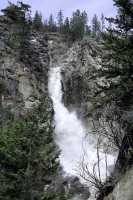 Fintry Falls, Okanagan Lake, British Columbia, Canada CM11-012