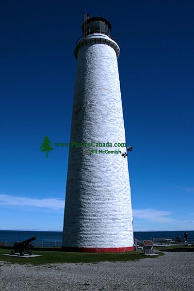 Cap-Des-Rosiers Lighthouse, Quebec, Canada 10