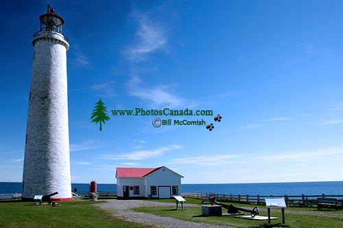 Cap-Des-Rosiers Lighthouse, Quebec, Canada 13