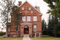 Fort Macleod Historic Town, Alberta, Canada CMX-001