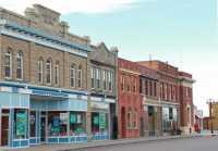 Fort Macleod Historic Town, Alberta, Canada CMX-003