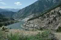 Fraser Canyon, British Columbia, Canada CM11-12
