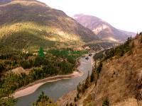 Highlight for Album: Fraser Canyon Photos, British Columbia Stock Photos