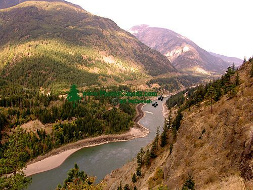 Fraser Canyon, British Columbia, Canada  04