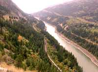 Fraser Canyon, British Columbia, Canada  03