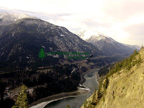 Fraser Canyon, British Columbia, Canada 08