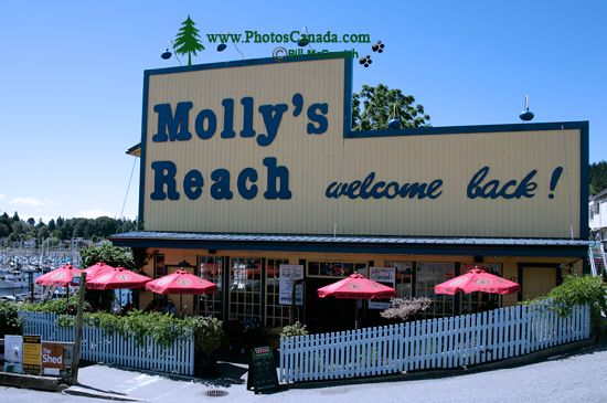 Mollys Reach, Gibsons, Sunshine Coast, British Columbia, Canada CM11-001