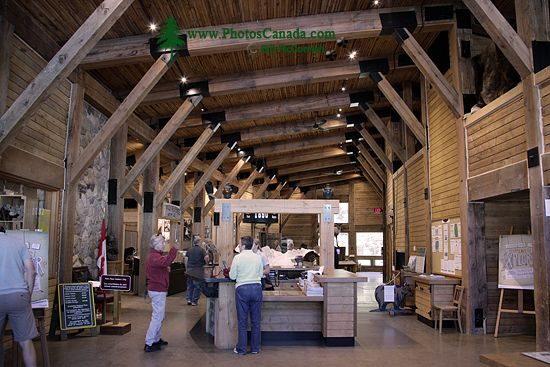 Glacier National Park, Visitor Centre, 2011, British Columbia, Canada CM11-008