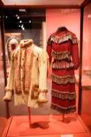 Glenbow Museum, Native Clothing, First Nations Gallery, Calgary, Alberta, Canada CM11-24