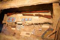Glenbow Museum, Native Artifacts, First Nations Gallery, Calgary, Alberta, Canada CM11-21