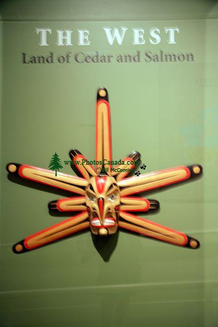 Glenbow Museum, First Nations Gallery, Calgary, Alberta, Canada CM11-05