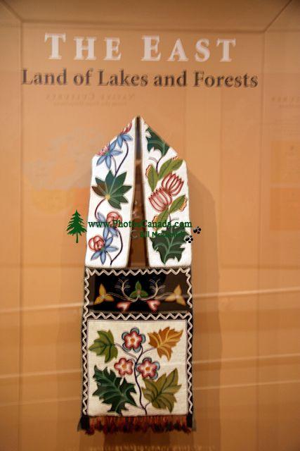Glenbow Museum, First Nations Gallery, Calgary, Alberta, Canada CM11-04