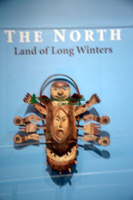 Glenbow Museum, First Nations Gallery, Calgary, Alberta, Canada CM11-02