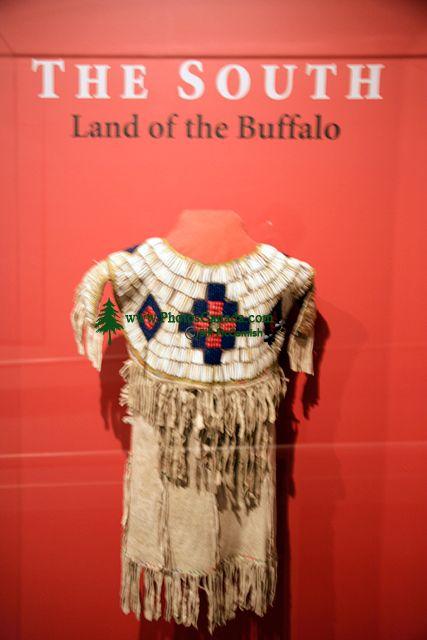 Glenbow Museum, First Nations Gallery, Calgary, Alberta, Canada CM11-03