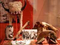 Glenbow Museum, Native Artifact, First Nations Gallery, Calgary, Alberta, Canada CM11-20