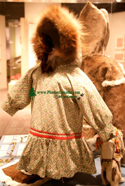 Glenbow Museum, Native Jacket, First Nations Gallery, Calgary, Alberta, Canada CM11-23