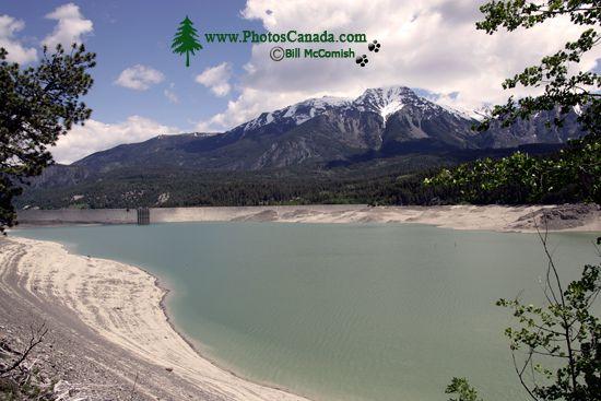 Gold Bridge Region, BC Hydro Dam, British Columbia CM11-005