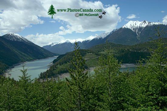 Gold Bridge Region, BC Hydro Dam, British Columbia CM11-008