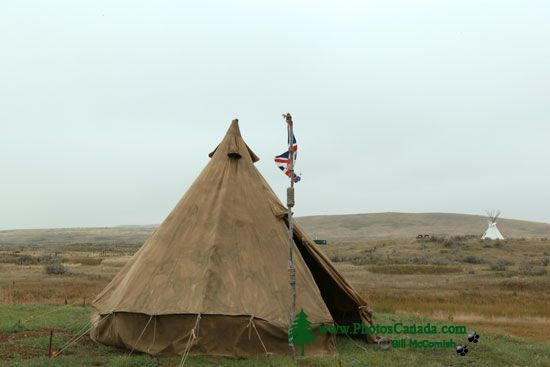 Grasslands National Park - East Block, Saskatchewan, Canada CMX-001