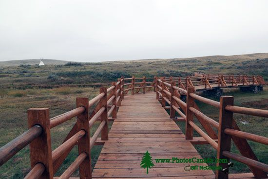 Grasslands National Park - East Block, Saskatchewan, Canada CMX-002