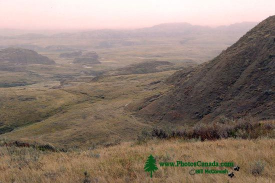Grasslands National Park - East Block, Saskatchewan, Canada CMX-003
