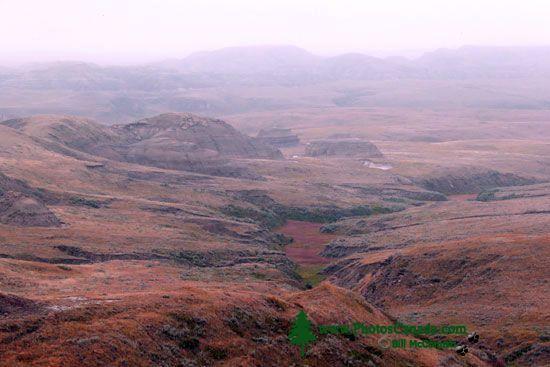 Grasslands National Park - East Block, Saskatchewan, Canada CMX-007