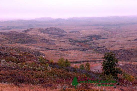 Grasslands National Park - East Block, Saskatchewan, Canada CMX-009