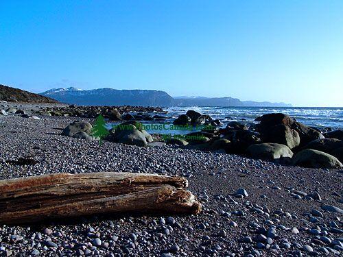 Gulf of St. Lawrence, Shoreline, Gros Morne National Park, Newfoundland, Canada 16