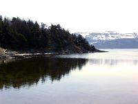 St.Pauls Inlet, Gros Morne National Park, Newfoundland, Canada  07