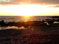 Gulf of St.Lawrence, Sunset, Gros Gros Morne National Park, Newfoundland, Canada  05