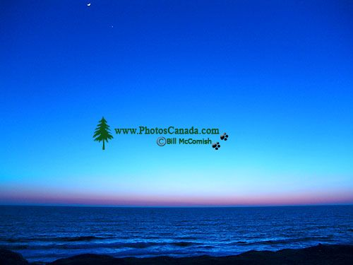 Gulf of St.Lawrence, Sunset, Gros Morne National Park, Newfoundland, Canada 06 (between Labrador And Newfoundland)