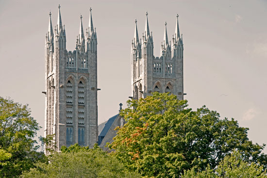 Church of our Lady, Guelph, Ontario, Canada CM-1201