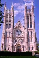 Church of our Lady, Guelph, Ontario, Canada CM-1202
