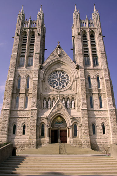 Church of our Lady, Guelph, Ontario, Canada CM-1203