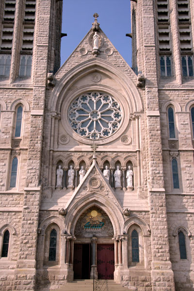 Church of our Lady, Guelph, Ontario, Canada CM-1204