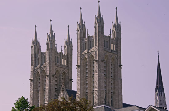 Church of our Lady, Guelph, Ontario, Canada CM-1205
