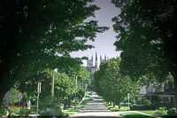 Church of our Lady, Guelph, Ontario, Canada CM-1206
