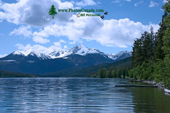Gun Lake, Gold Bridge Region, British Columbia CM11-003