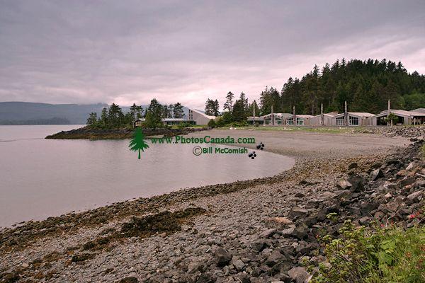 Haida Heritage Centre, Skidegate, Queen Charlotte Islands, Haida Gwaii, British Columbia, Canada CM11-01