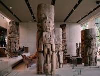 Highlight for Album: Haida Totem Photos, UBC Museum of Anthropology, British Columbia, Canada (Photos not for sale)